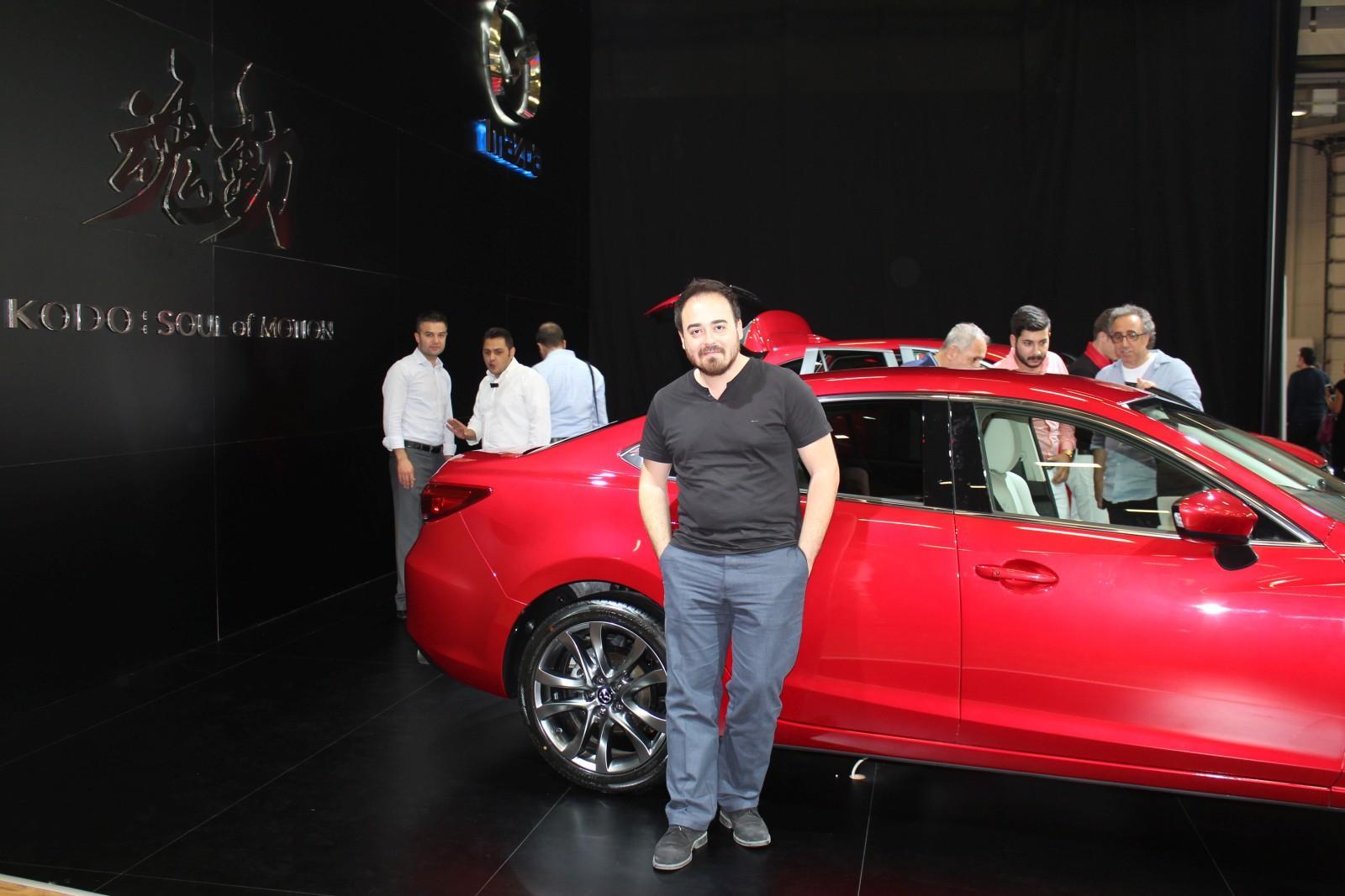 MazdaClubTR IstanbulAutoshow2015 006