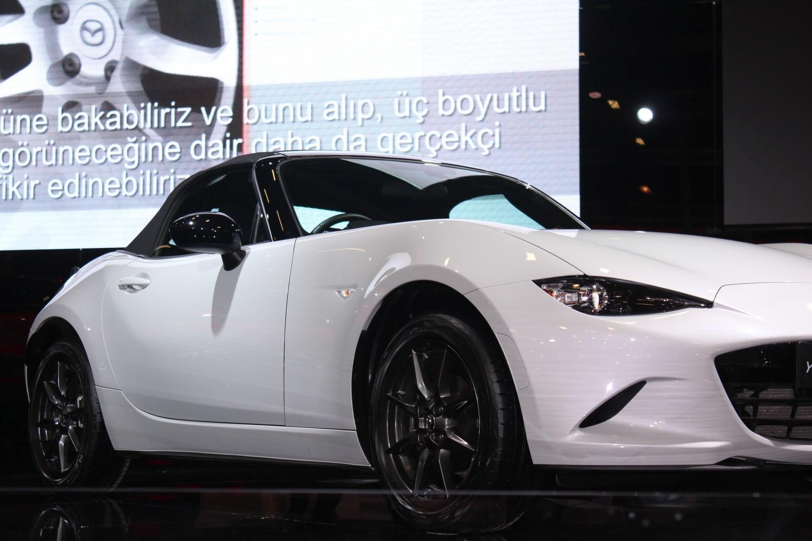 MazdaClubTR IstanbulAutoshow2015 023