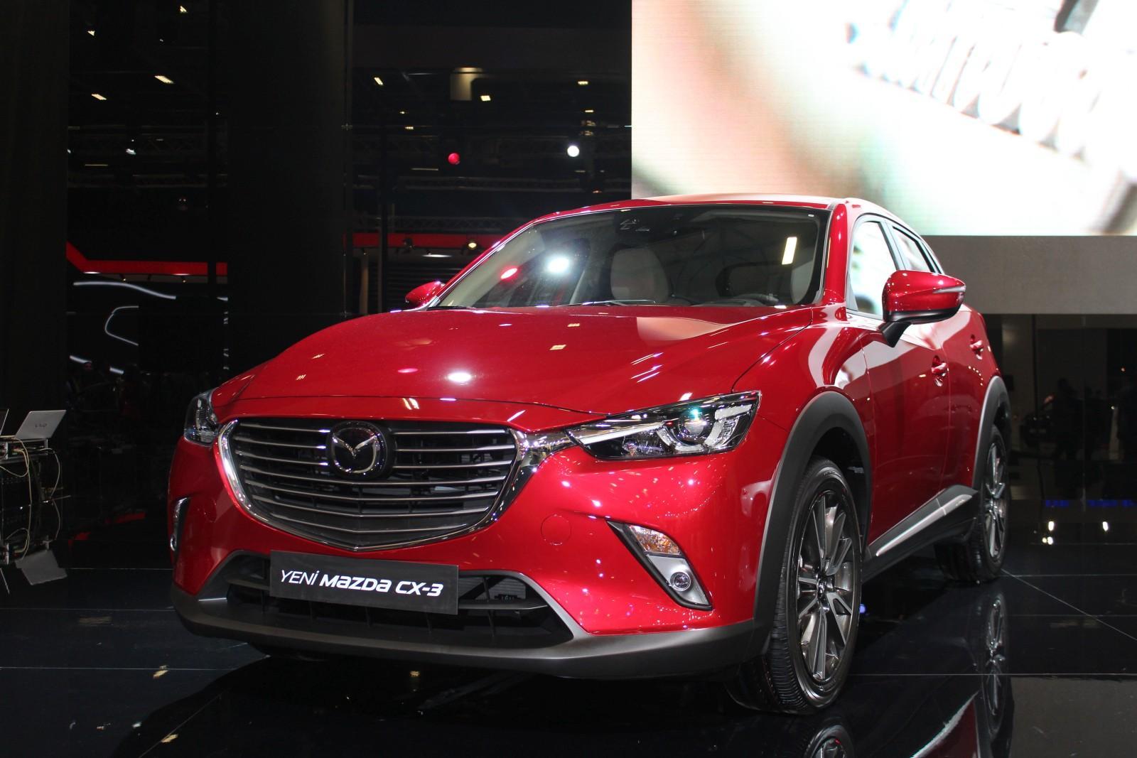 MazdaClubTR IstanbulAutoshow2015 014