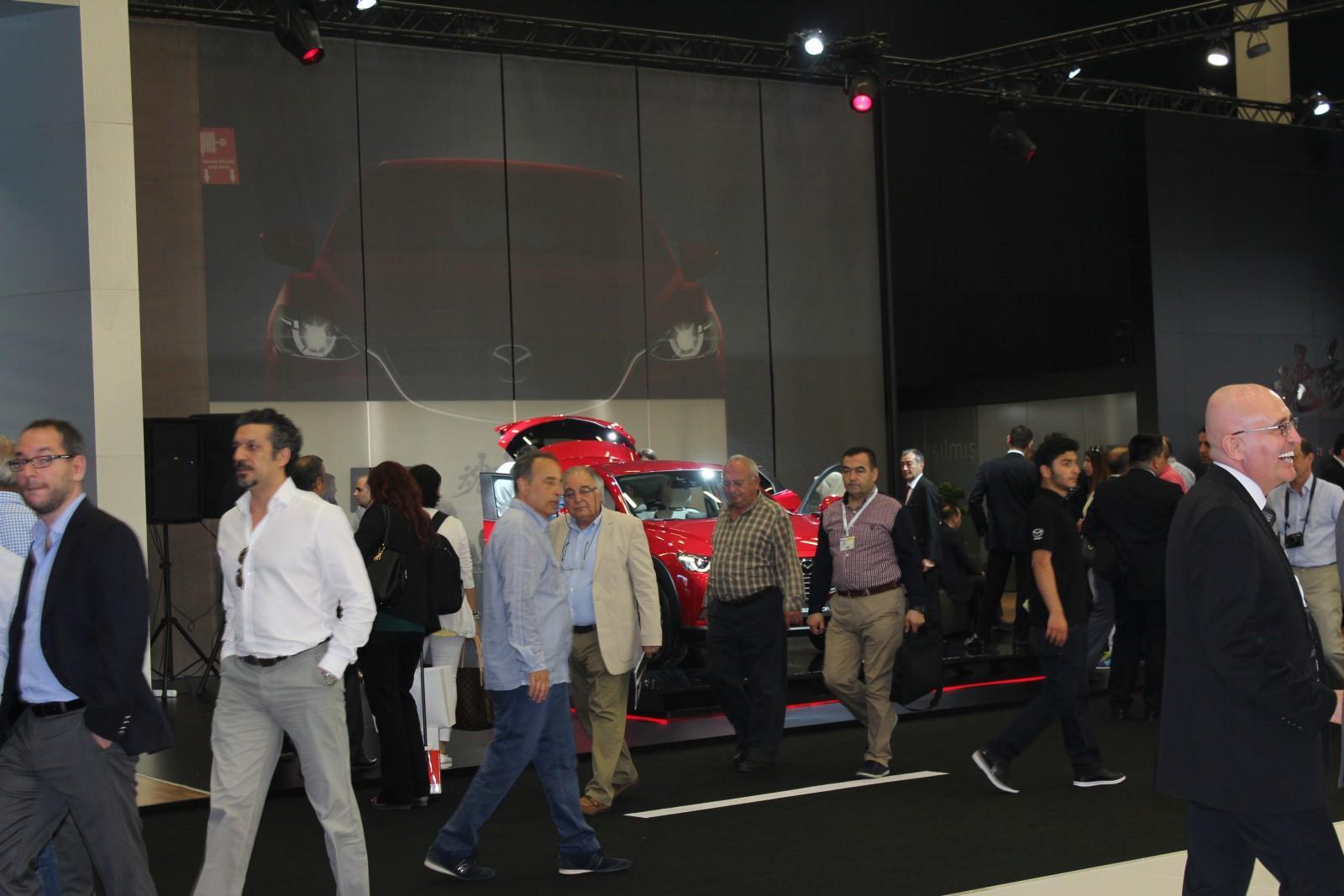 MazdaClubTR IstanbulAutoshow2015 029