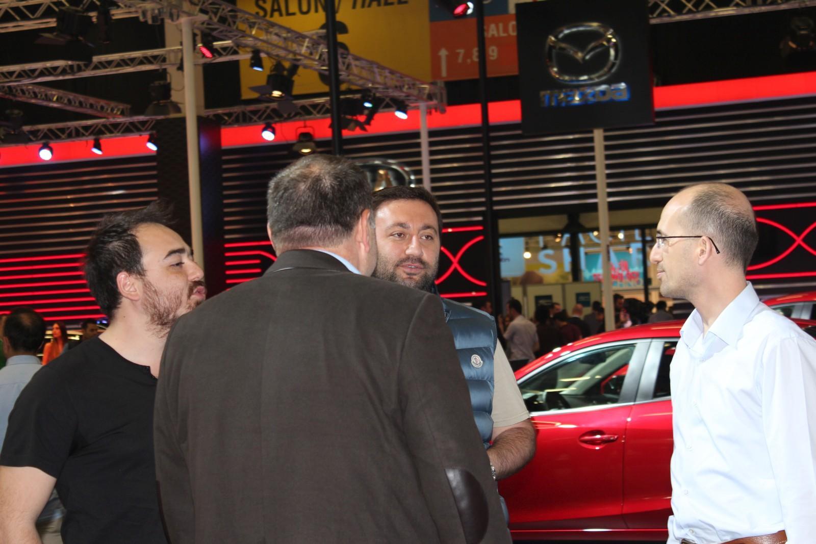 MazdaClubTR IstanbulAutoshow2015 020