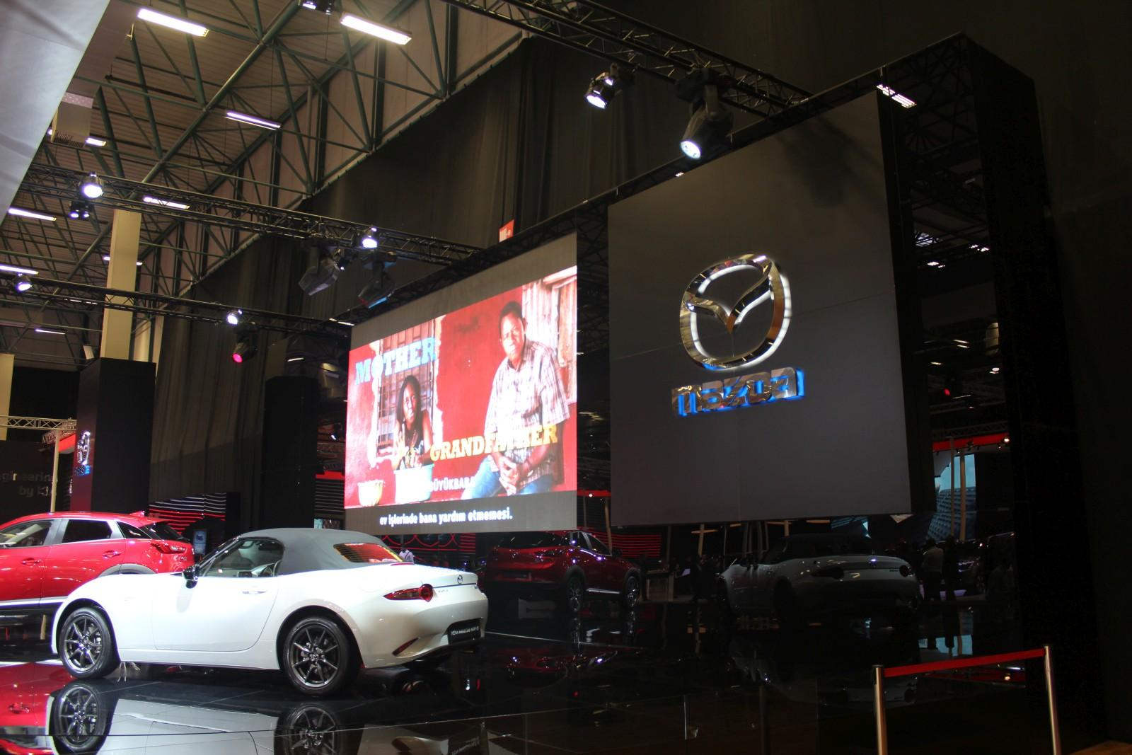 MazdaClubTR IstanbulAutoshow2015 119