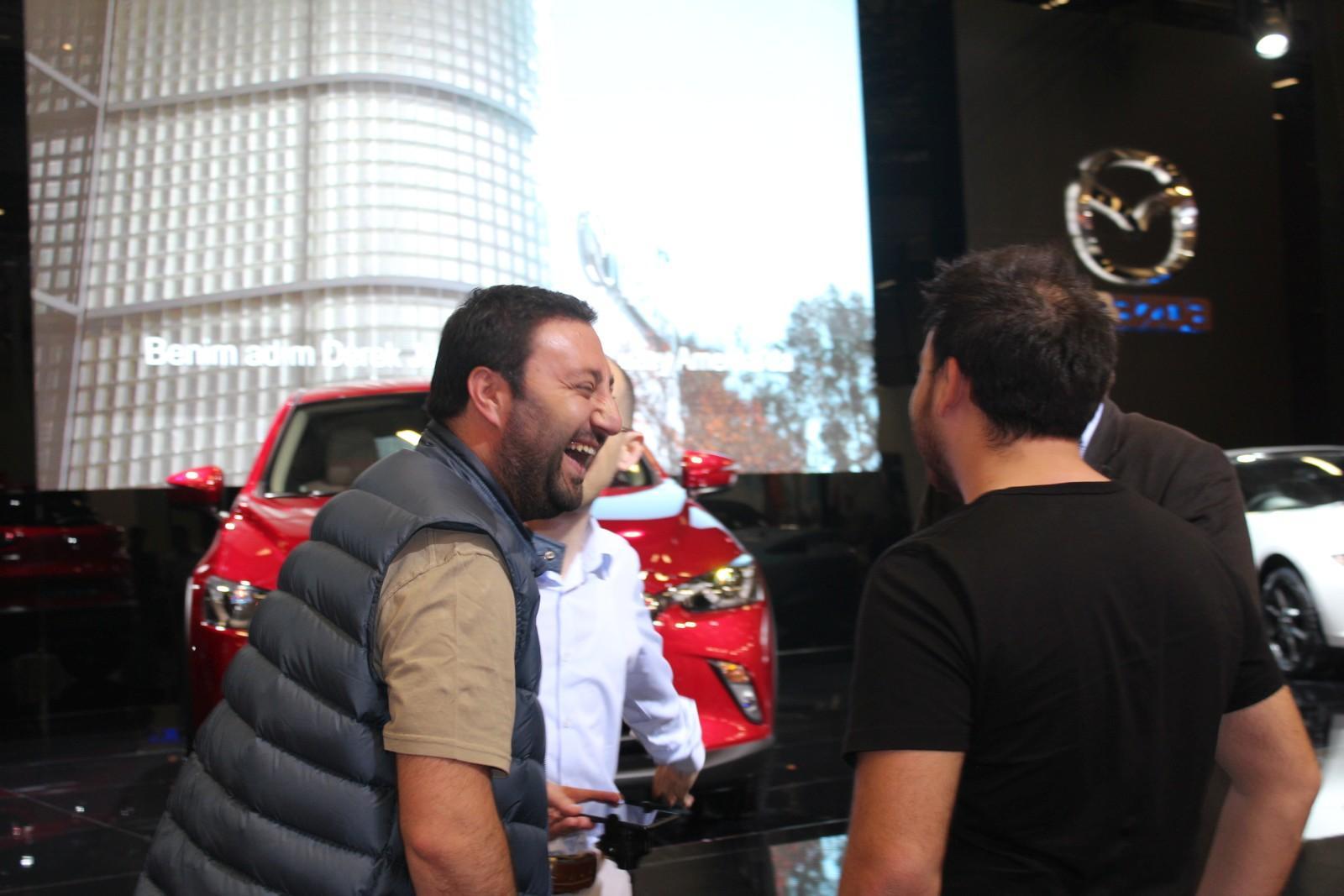 MazdaClubTR IstanbulAutoshow2015 017