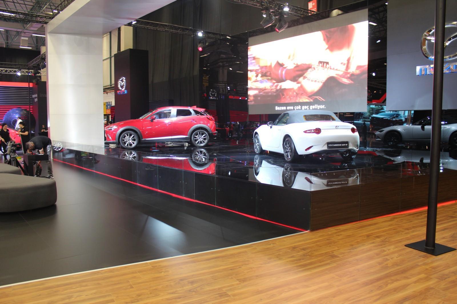 MazdaClubTR IstanbulAutoshow2015 120