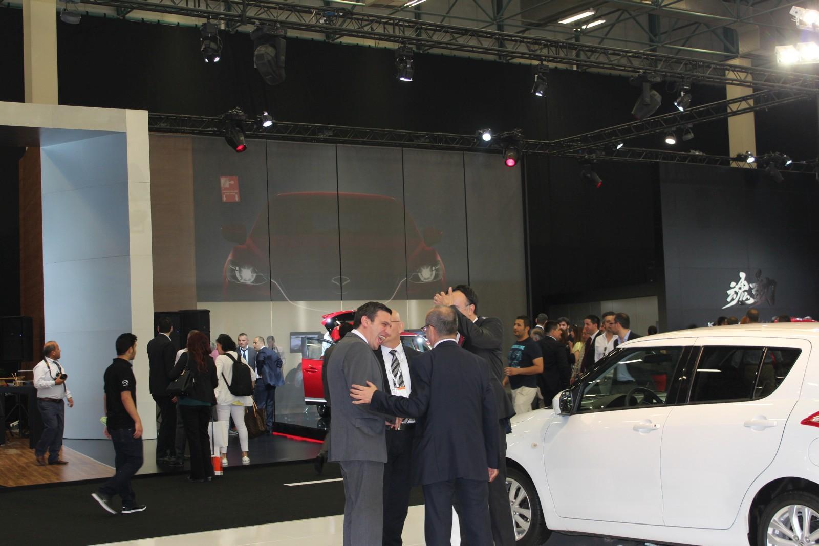 MazdaClubTR IstanbulAutoshow2015 028