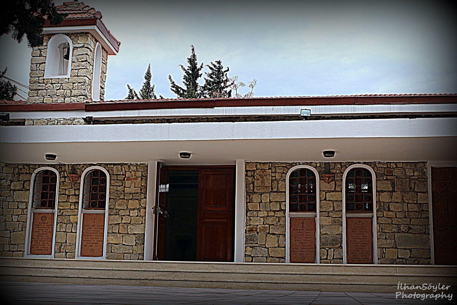 Antakya Vakıflı Köyü Ermeni Kilisesi