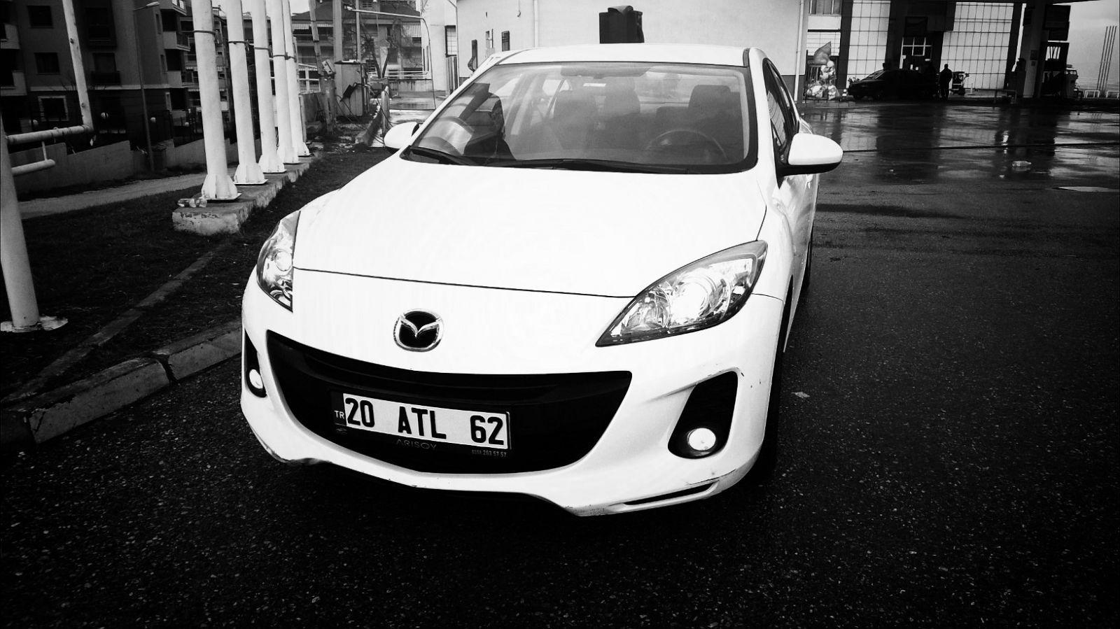 CaNaVaRıM (2012 Mazda 3 1.6D Touring)