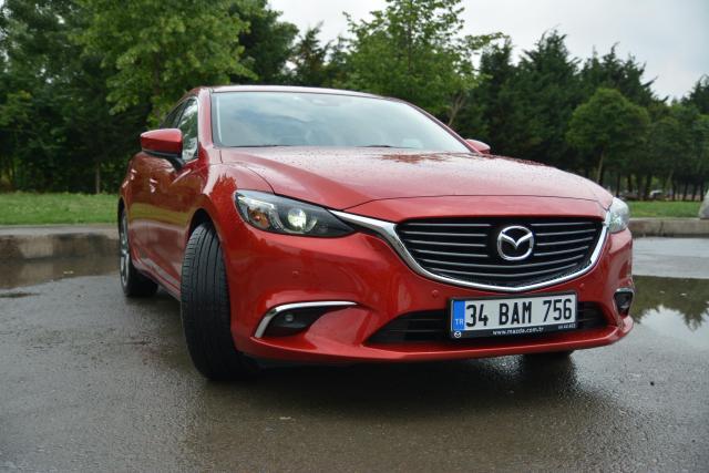 2017 Mazda6 Dış Görünüş