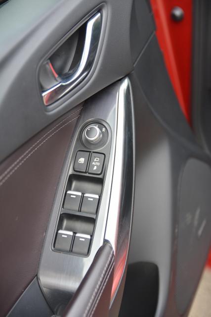 2017 Mazda6 Cam ve Ayna Kontrolleri