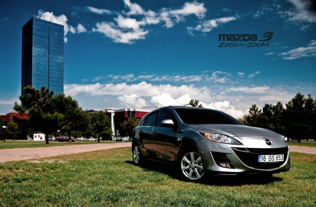 Mazda3 HB