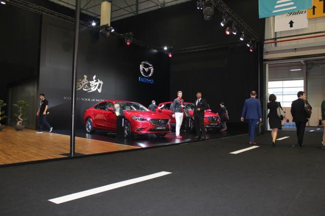 MazdaClubTR IstanbulAutoshow2015 116