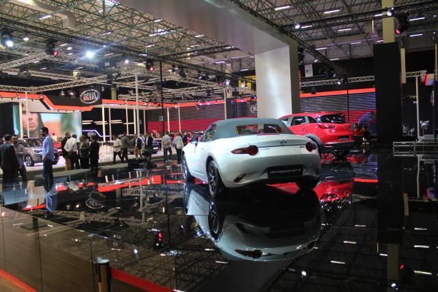 MazdaClubTR IstanbulAutoshow2015 117